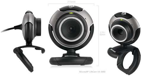 MICROSOFT WEBCAM VX3000 WINDOWS 7 DRIVERS DOWNLOAD (2019)