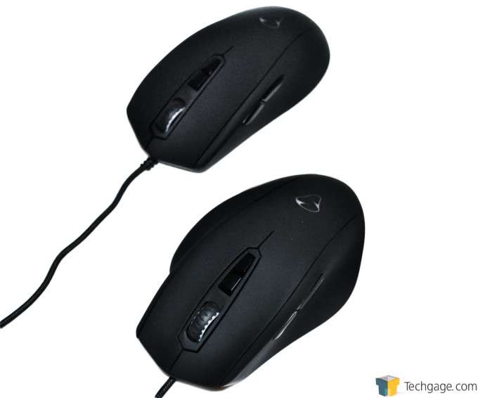 Mionix Avior and Naos 7000 - Overview