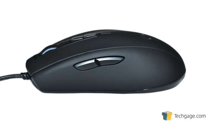 Mionix Avior 7000 - Left Profile