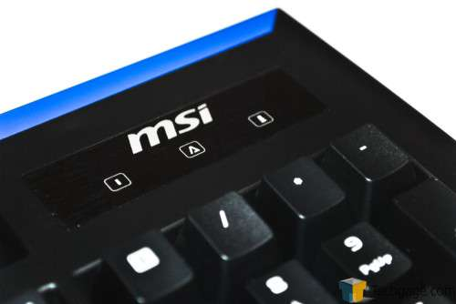 MSI CK Mechanical Keyboard
