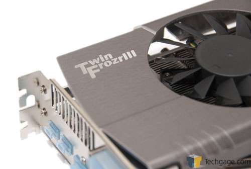 MSI Radeon HD 6950 2GB Twin Frozr III