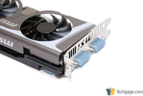 MSI GeForce GTX 560 Twin Frozr II