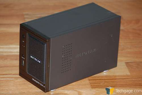 NETGEAR ReadyNAS Duo v2 NAS Server
