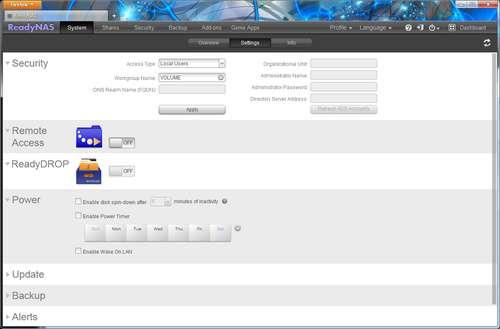NETGEAR ReadyNAS Duo v2 NAS Server Review – Techgage