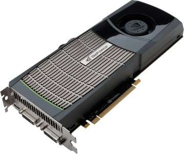 NVIDIA's GeForce GTX 480
