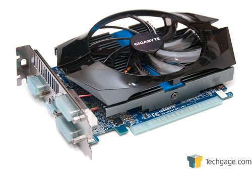 GIGABYTE GeForce GTX 650 Ti