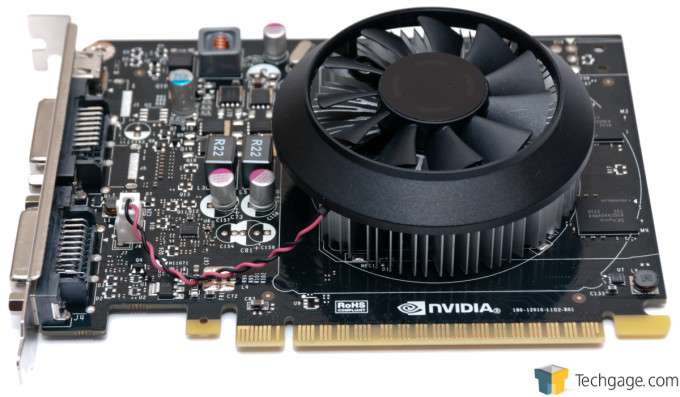 NVIDIA GeForce GTX 750 Ti - Overview