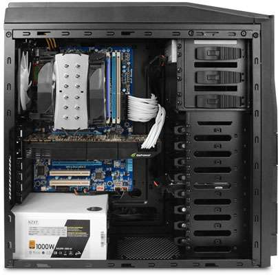 NZXT Tempest 410 Elite Mid-Tower Chassis