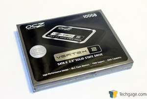 OCZ Vertex 2 100GB