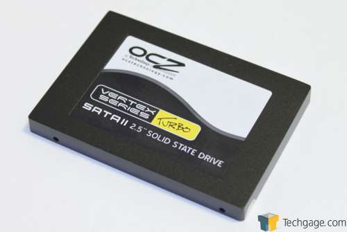 OCZ Vertex Turbo 120GB Solid-State Drive
