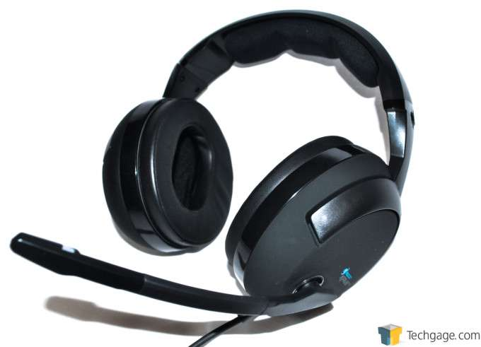 Roccat Kave Xtd 51 Surround Sound Gaming Headphones Review Techgage