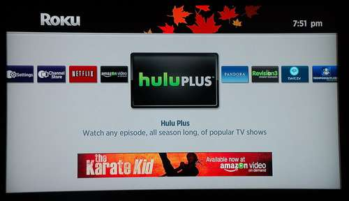 Roku XD Media Player