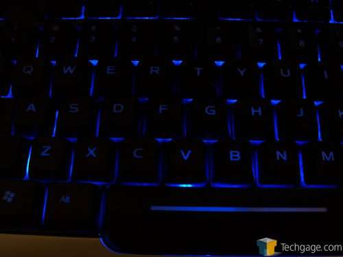 Saitek Eclipse II Illuminated Keyboard: Introduction - Techgage
