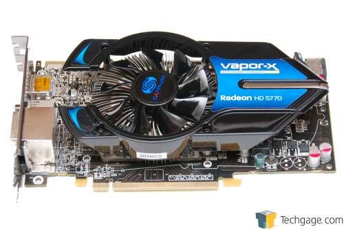 Sapphire Radeon HD 5770 Vapor-X