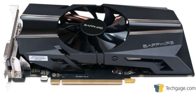 Sapphire Radeon R7 260X OC 2GB Graphics Card Review – Techgage