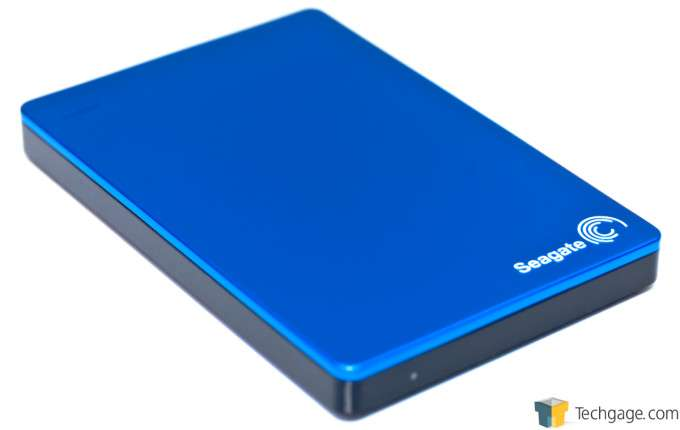Seagate Backup Plus Slim 2TB Portable HDD Review