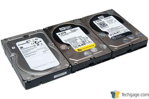 Seagate Constellation ES.3 4TB Hard Drive