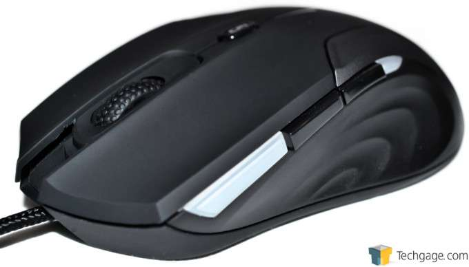 In Need of Polish: Sentey Nebulus Gaming Mouse Review