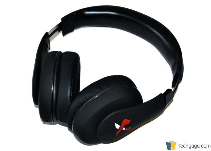 X2 Aurel Noise Cancelling Headphones - Front
