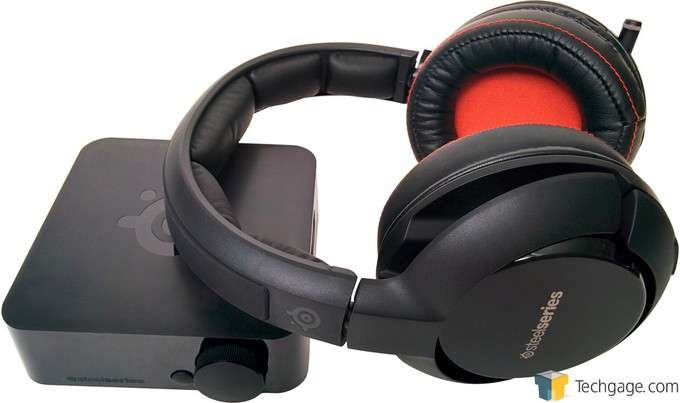 SteelSeries H Wireless Headset - Overview