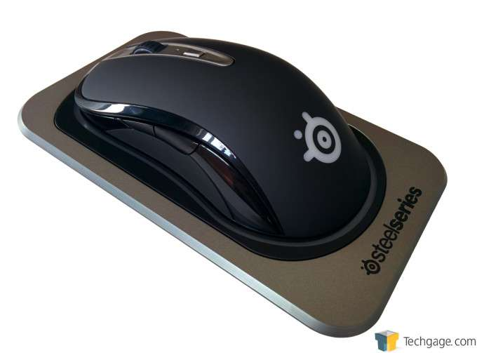 SteelSeries Sensei Wireless Mouse