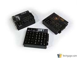 SteelSeries Shift Keyboard