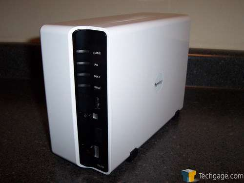 Drivers for Synology DS207 NAS