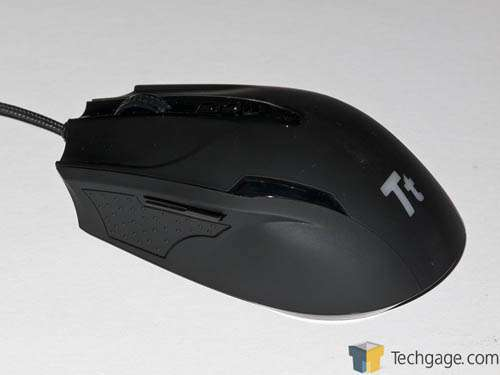 Tt eSPORTS BLACK Gaming Mouse