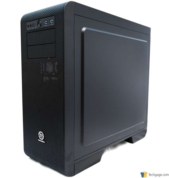 Thermaltake Core V51 - Right Side Panel