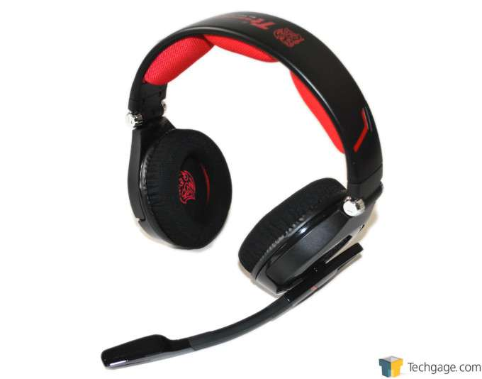 Tt eSPORTS CRONOS Gaming Headset - Overview
