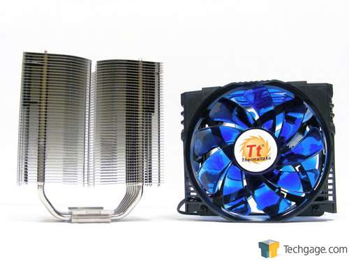 Thermaltake Frio OCK and Jing CPU Coolers