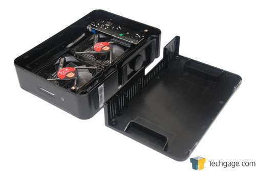 Thermaltake Max 5G Hard Drive Enclosure