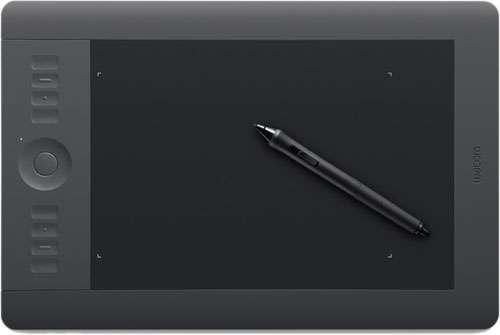 Wacom Intuos5 touch Tablet