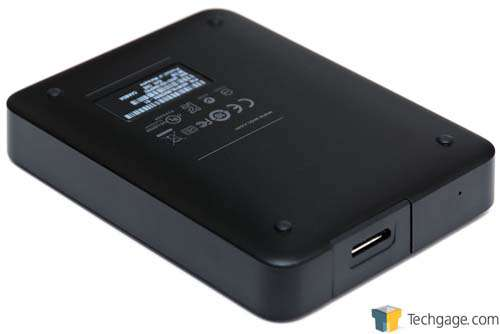 Western Digital My Passport 2TB Portable Hard Drive