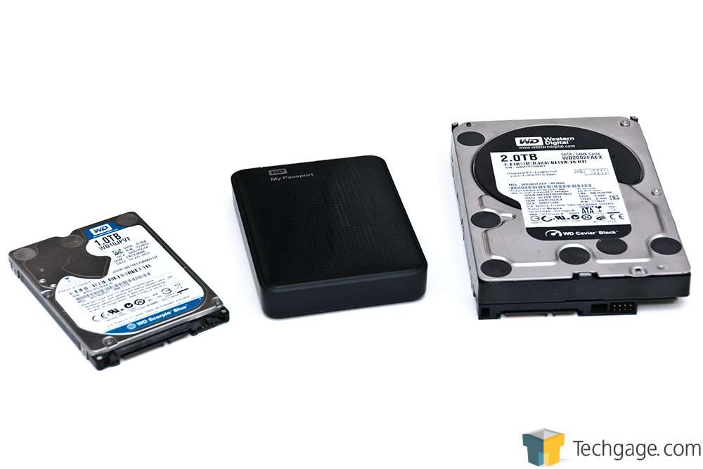 How to retrieve data from wd external hard drive