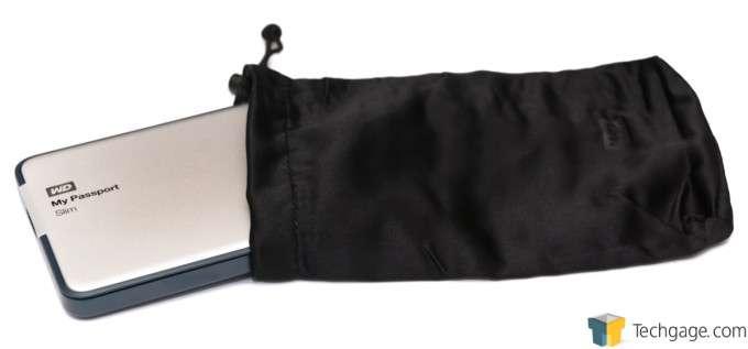 WD My Passport Slim 1TB Portable Hard Drive Review – Techgage