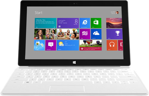 Microsoft Surface White