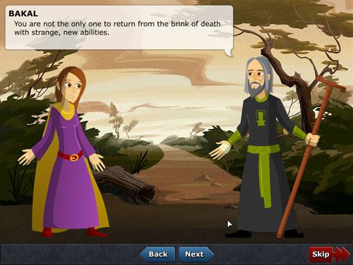 Defender's Quest: Story progression