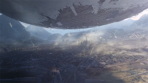 Bungie Destiny Trailer Shot 02