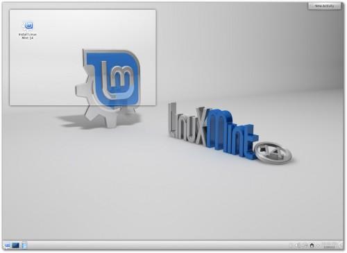 Linux Mint KDE 14
