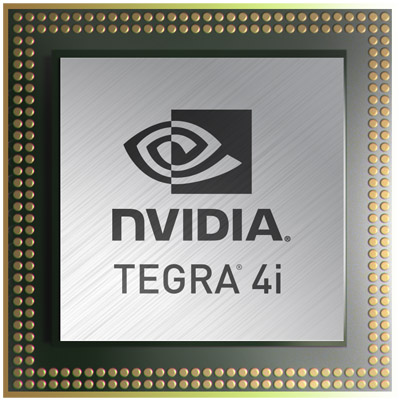 NVIDIA Tegra 4i Chip Shot