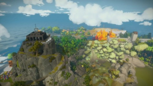 Sony PlayStation 4 The Witness 01