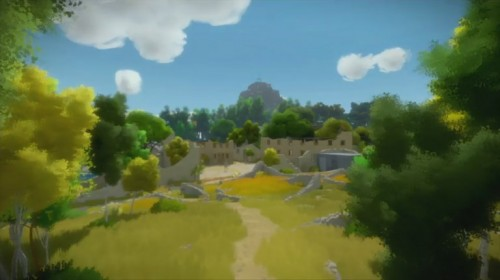Sony PlayStation 4 The Witness 02