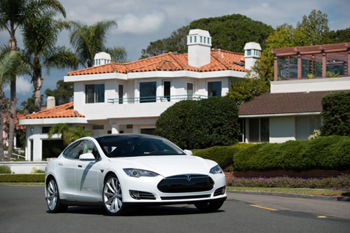 Tesla Model S Top Gear Tesla Model S Review