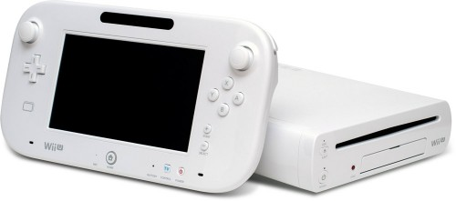 Wii U and Controller