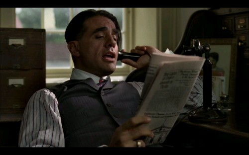 Boardwalk Empire on Nexus 7