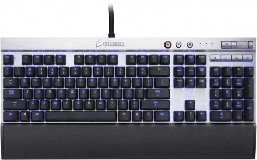 Corsair K70 Mechanical Keyboard Silver