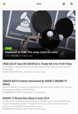 Feedly Android App 01