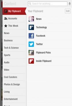 Flipboard Android 02