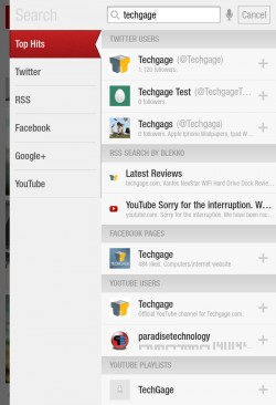 Flipboard Android 03